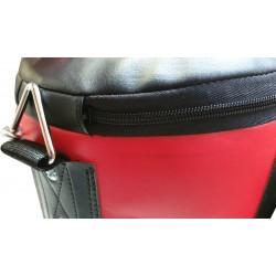 Charlsten Boxsack 10kg schwarz rot