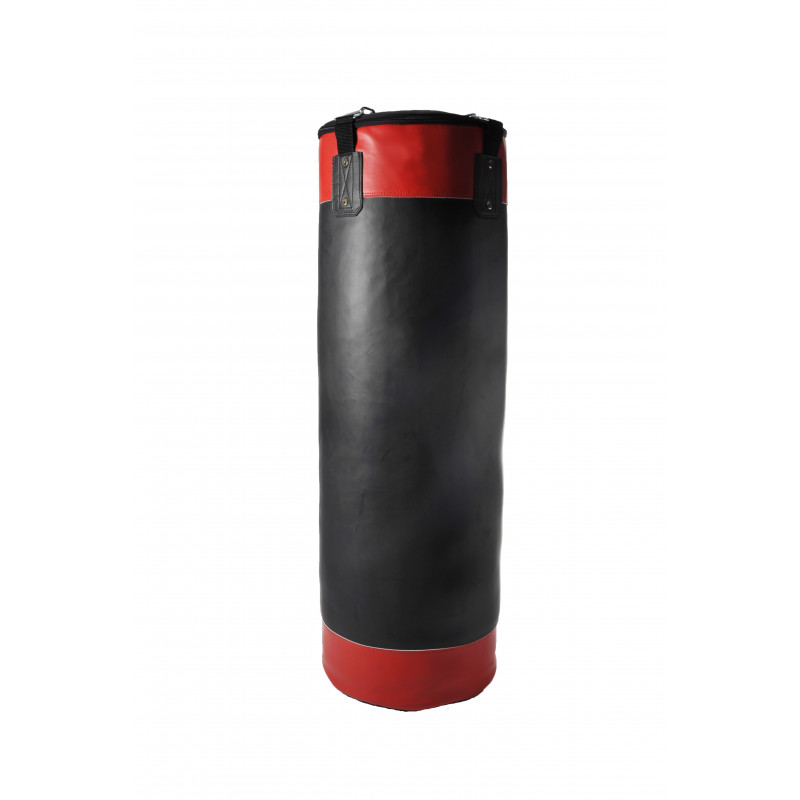 Charlsten Boxsack 25kg schwarz rot