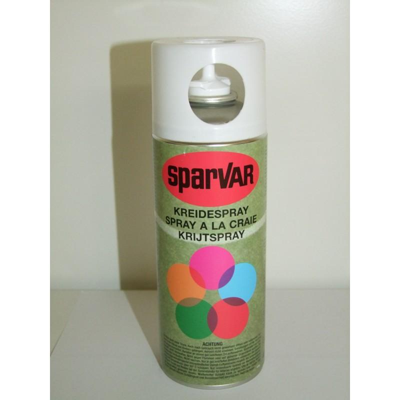 Kreidespray Sparvar 400 ml weiß