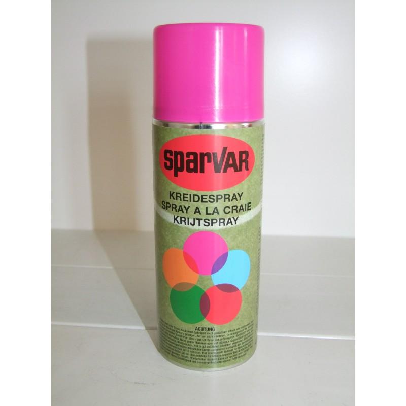 Kreidespray Sparvar 400 ml Pink
