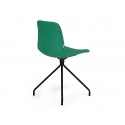 Garageeight Stuhl Forett X grün 2er Set
