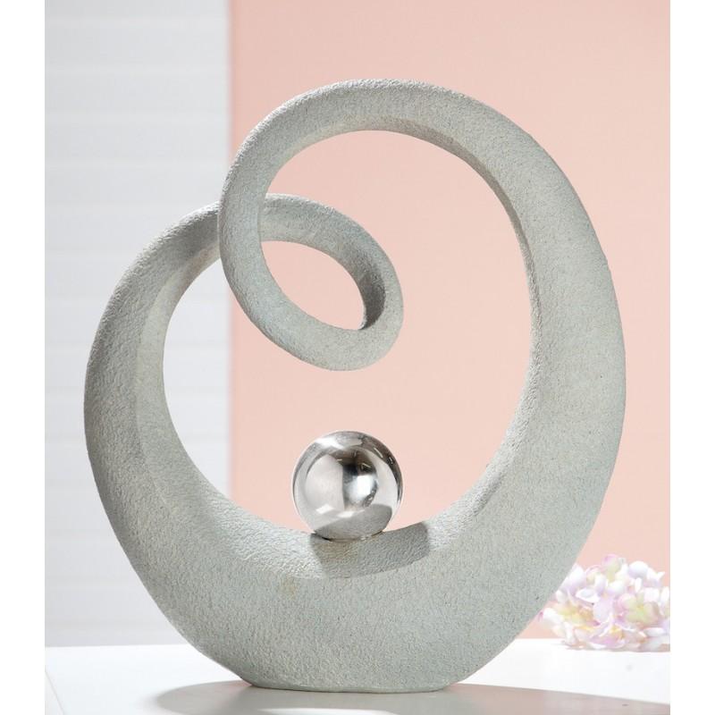 Gilde Poly Skulptur Ferita 40cm