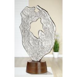 Gilde Skulptur Volante Aluminium 48 cm