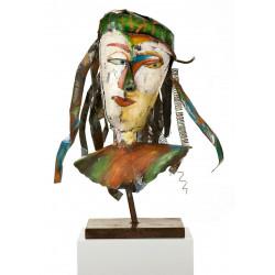 GILDE Gallery Skulptur Maskerade