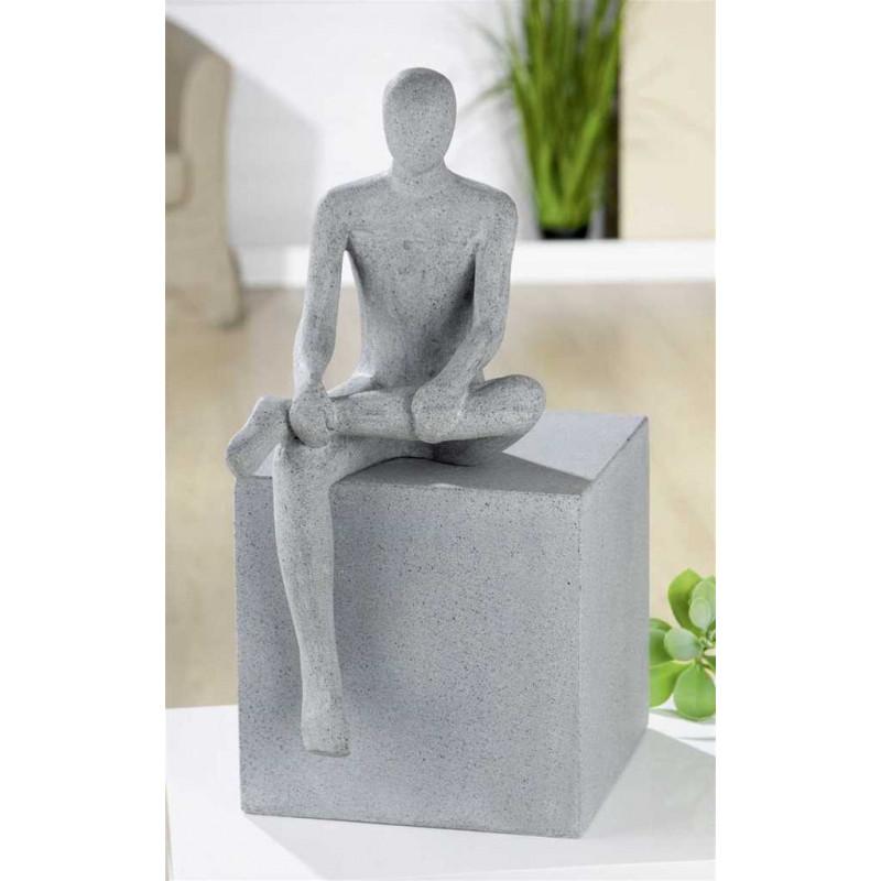 Gilde Skulptur Kantensitzer