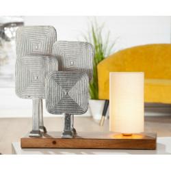 GILDE Lampe Square 49x41x15 cm