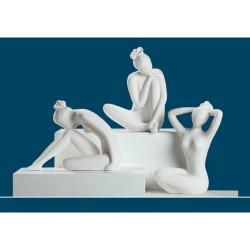 Gilde Skulptur Aparte Schönheit creme