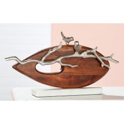 Gilde Skulptur Pajaro quer
