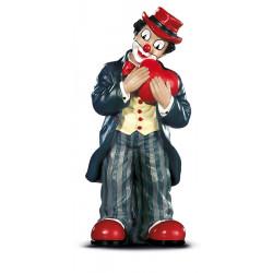 GildeClowns Clown Figur Herzklopfen