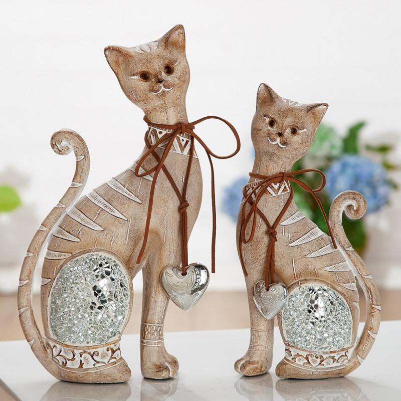 Gilde Deko Figur Katze Felina