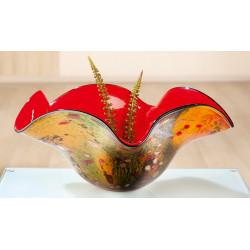 Gilde GlasArt Design Schale Variopinto
