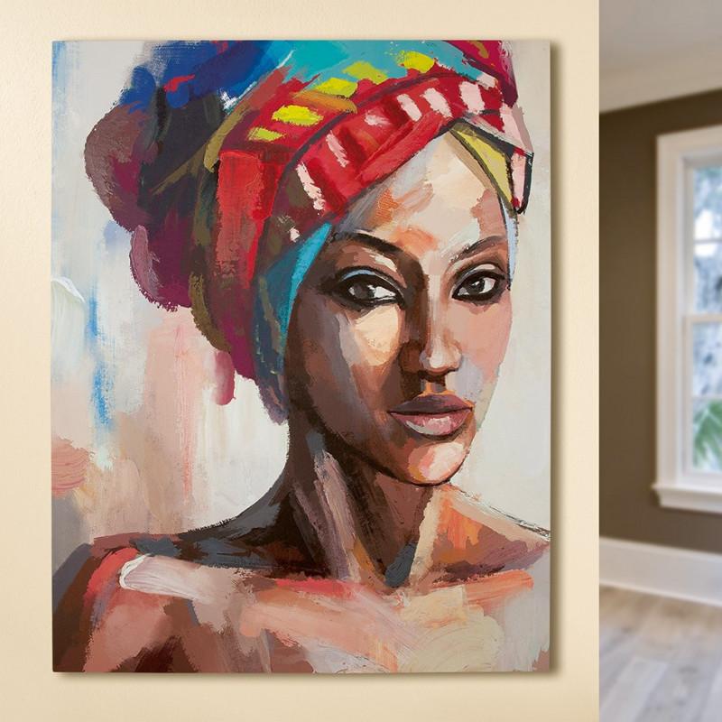 GILDE Gemälde Lamina auf Leinwand