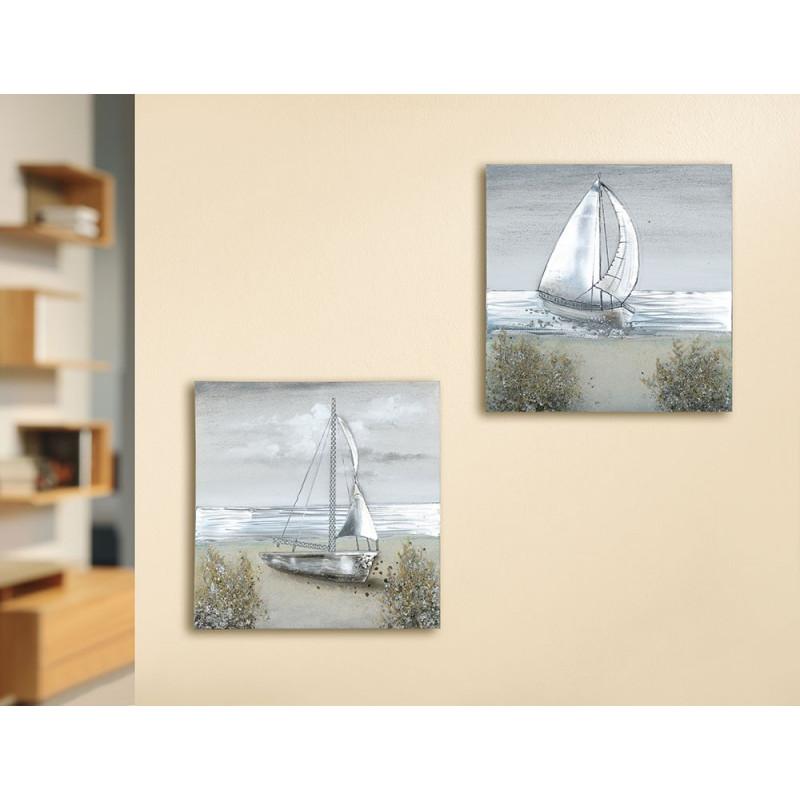 Gilde Gemälde Sailing