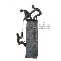 Casablanca Skulptur Assistance