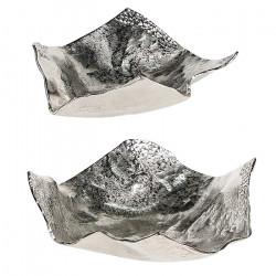 Casablanca Aluminium Schale Crumple