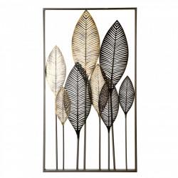 Casablanca Wandrelief Palmblätter