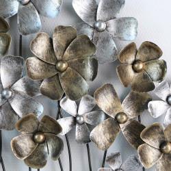 Casablanca Wandrelief Fleurs