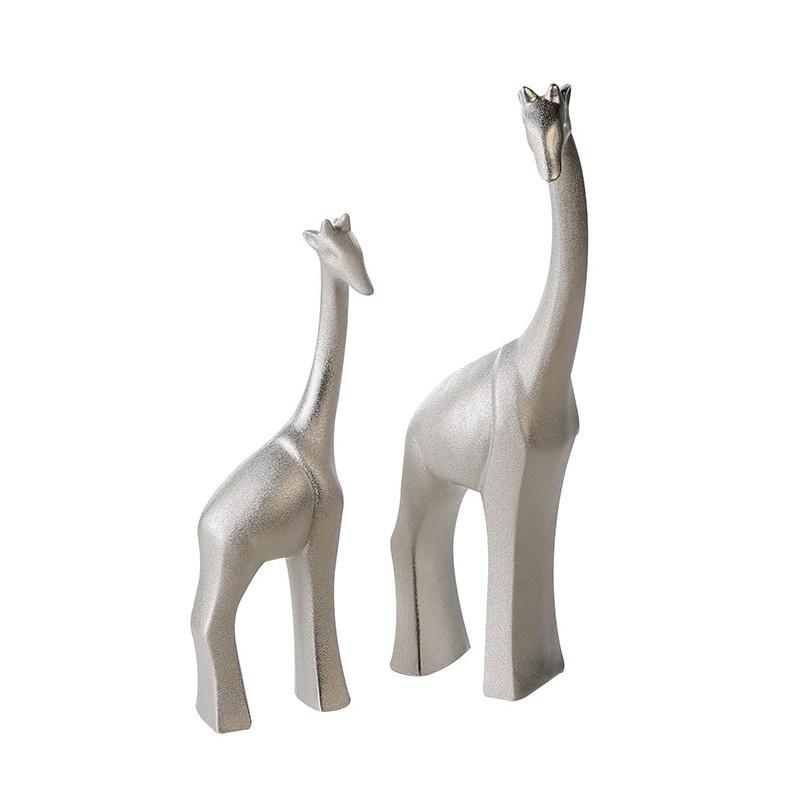 Casablanca Skulptur Giraffe Zola