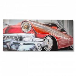 Casablanca 3D Bild Classic Car