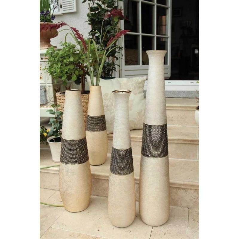 Gilde Keramik Bodenvase Mangari