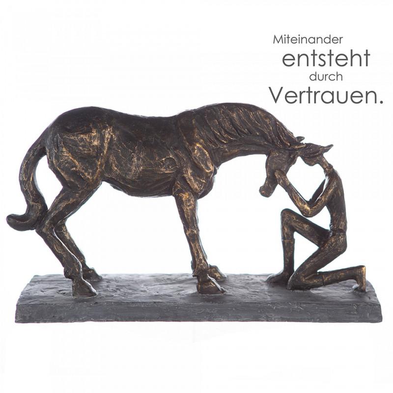Casablanca Skulptur Comprehension