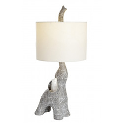 Gilde Lampe Elefant Graphic
