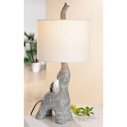 Gilde Lampe Elefant Graphic