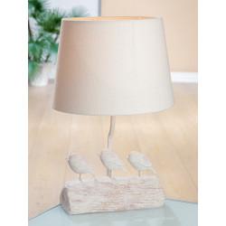 Gilde Lampe Vogel Woody