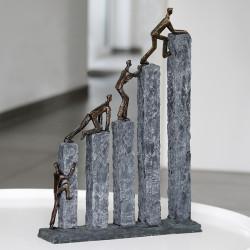 Casablanca Skulptur Raise
