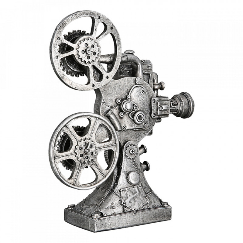 Casablanca Skulptur Steampunk Camera