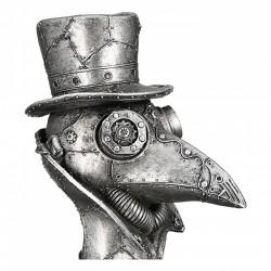 Casablanca Skulptur Steampunk Crow