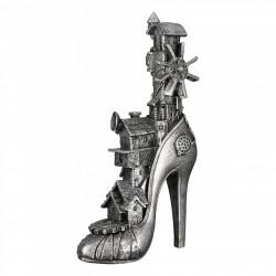 Casablanca Skulptur Steampunk Highheel