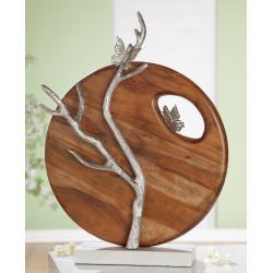 Gilde Skulptur Farfalla Kreis