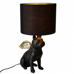 Casablanca Lampe Hund Flying Bulli