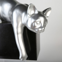 Casablanca Skulptur Dreaming Cat