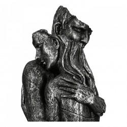 Casablanca Skulptur Embrace silber antikfinish