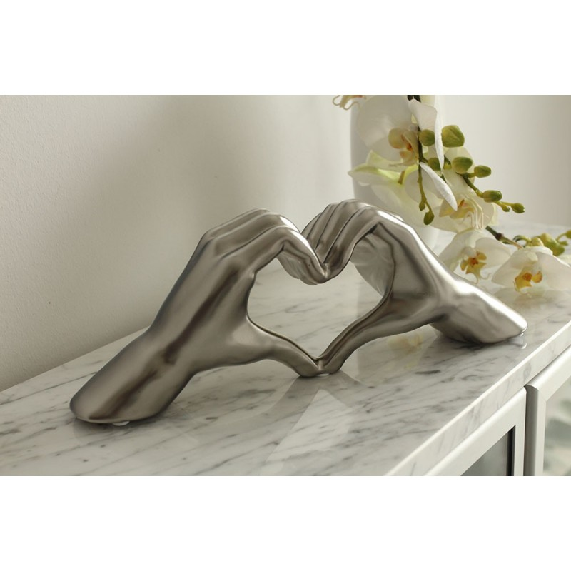 Gilde Hand Heart Platin