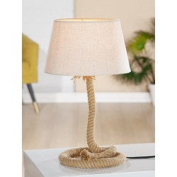 Gilde Tischlampe Tau-Design