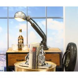 Casablanca Buchstütze Steampunk Machine