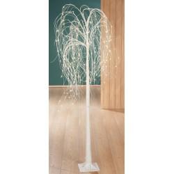 GILDE Dekotrauerweide mit 160 LED Lämpchen 170 cm