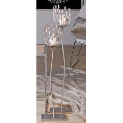 Casablanca Kerzenleuchter Trevi Metall 93cm