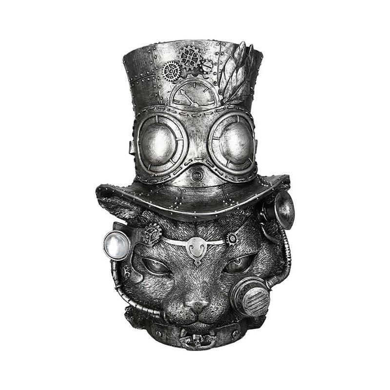 Casablanca Skulptur Steampunk Tom-Cat