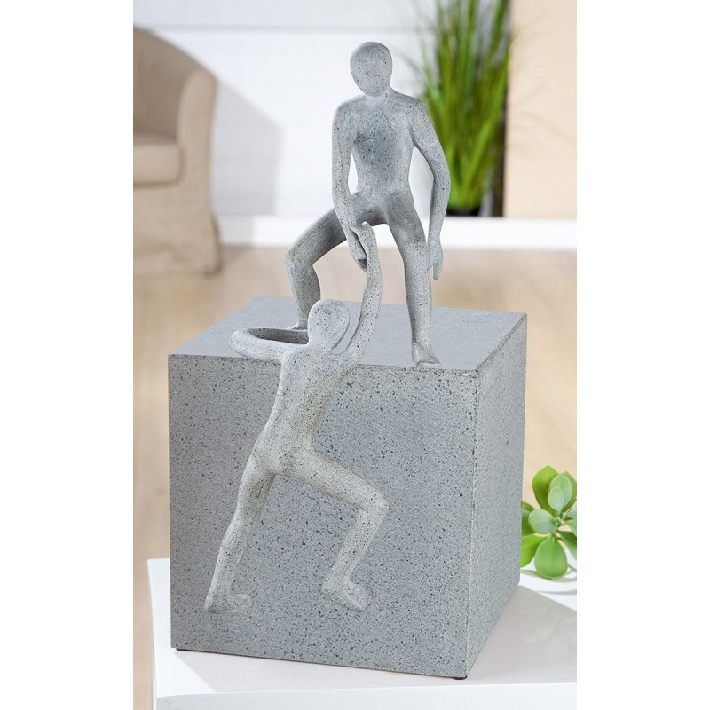 Gilde Skulptur helfende Hand