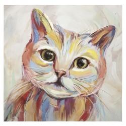 Gilde Gemälde Katzen