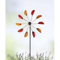 Gilde Windrad Metall Blume Marbella