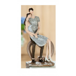 Skulptur Paar Liebespärchen...