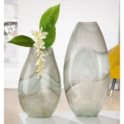 Gilde GlasArt Vase Canoso