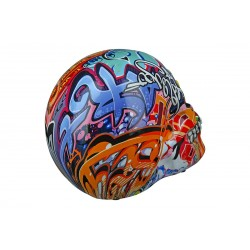 Gilde Totenkopf Pop Street Art Graffiti Design
