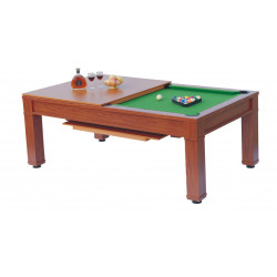 JOHN WEST POOL BILLARDTISCH COMEDOR 6FT