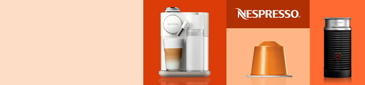 20% Rabatt auf Nespresso Kapseln & Maschinen